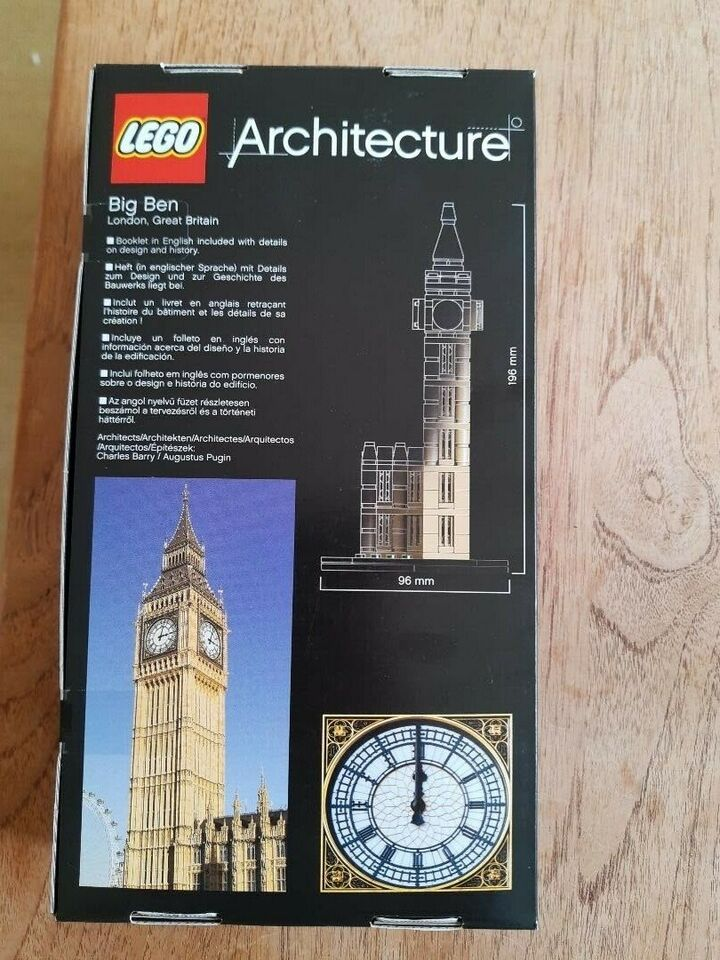 Lego Architecture, Lego 21013