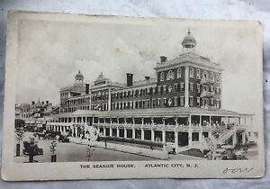 Postcard-Real-Photo-1922-The-Seaside-House-Atlantic-City-NJ