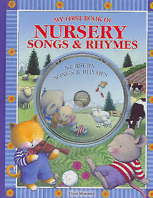"""""""VERY GOOD"""" Nursery Songs and Rhymes (My First Book), Moroney, Trace, Book"""