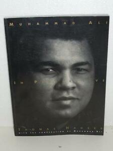 Muhammad-Ali-in-Perspective-S-C-Pictorial-Book-by-Thomas-Hauser-1996-Opus-Good