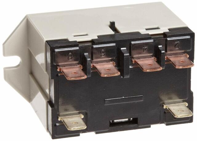 OMRON G7L-1A-BUBJ-CB-AC200//240 Enclosed Power Relay,4 Pn,240VAC,SPST-NO