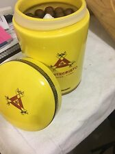 Montecristo Cigar Jar Humidor W/ Gift Box