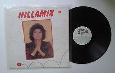 "Nilla Pizzi ""Nillamix"" 12"" GREEN GRNL 001 Italy 1984 VG+/VG"