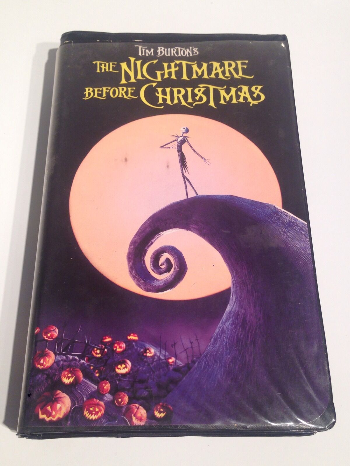 Tim Burton\'s The Nightmare Before Christmas VHS | eBay