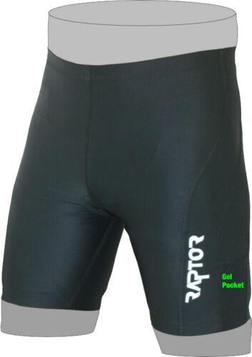 Small Mens Triathlon Compression Shorts Specialised Coolmax Tri Pad//Gel Pocket