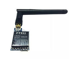 FPV FT952 5.8GHz 32CH 200MW Video Mini Transmitter SMA +Cable For GoPro3 GO 4