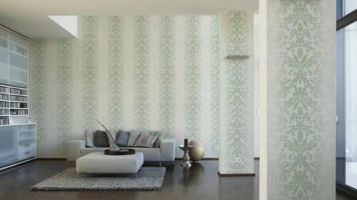 """3 Rollen Vliestapeten Ornament-Design mit Glanzeffekt /""""Reflection/"""" 31995-2-"""