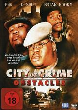 DVD | City of Crime - Obstacles | Ghetto Gangster Drogen Action | FSK 18 | Neu!!