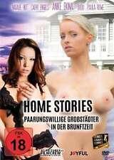 Home Stories - Paarungswillige Großstädter in der Brunftzeit - DVD - FSK 18 - NE