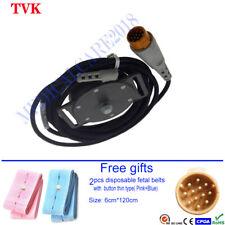 New Ge Us Fetal Sensor With Free Belt Compatible Fetal Transducer