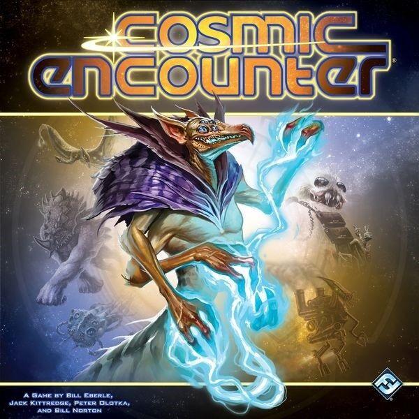 Fantasy Flight Games  encuentro cósmico 42nd Anniversary Edition (nuevo)