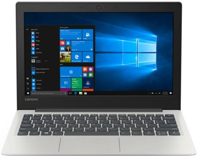 "New Lenovo IdeaPad 130S 11.6"" Laptop Computer Intel Celeron N4000 64GB open box"