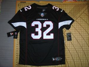 big sale a75a6 f21ab Details about MENS LARGE NIKE/NFL ARIZONA CARDINALS TYRANN MATHIEU #32  STITCHED JERSEY - NWT
