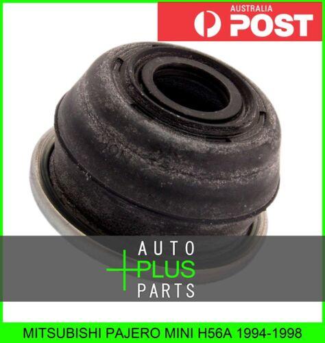 Fits MITSUBISHI PAJERO MINI H56A Steering Tie Rod End Rubber Boot