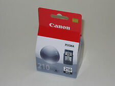 Canon OEM PG-210 black ink cart 210 MP280 MP495 MP499 MX360 MX410 MX420 PG210