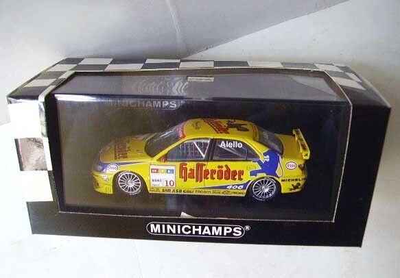 Minichamps 1 43 - peugeot 405 stw 1997-esso-aiello   marque célèbre