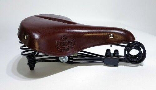 Ledersattel Lepper N90 Tourensattel brown