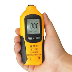 Microwave Leakage Detector High