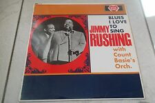 JIMMY RUSHING BLUES I LOVE TO SING LP ACE OF HEARTS AH119