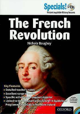 1 of 1 - Secondary Specials!: History - The French Revolution