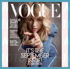 Vogue Magazine - Taylor Swift: September 2019 - Special Edition