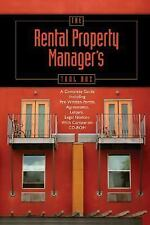 The Rental Property Manager's Toolbox: A Complete Guide Including Pre-Written F