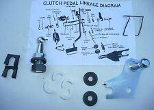 Clutch Shaft Z-Bar Service Kit Dart 68-71 Duster 4-Speed Manual Transmission
