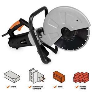 Portable-Cutter-Circular-Cut-Electric-Corded-Blade-Brick-Masonry-Concrete-Saw