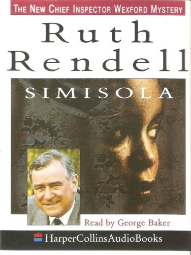 1 of 1 - Ruth Rendell - Simisola (2xCass A/Book 1994) Wexford #16