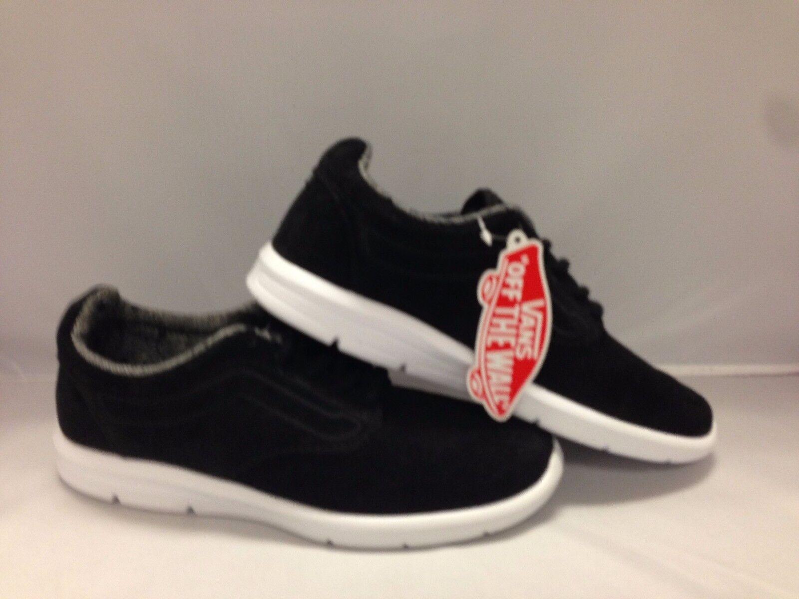 Vans Men's shoes  ISO 1.5   (Tweed Dots) Black White