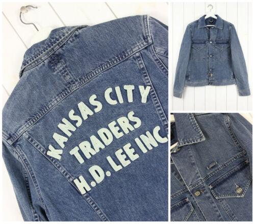 Clair Jeans Lee Commerçants Bleu m xl Neuf Kansas l Ville Veste En S gUwRxt8q