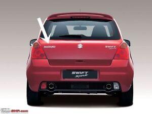 SUZUKI-SWIFT-TAIL-GATE-CHROME-039-039-SUZUKI-3D-LOGO-EMBLEM-GENUINE-SIZE-16-5X2-5-cm