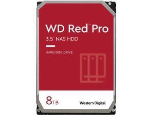 WD Internal Hard Drive WD8003FFBX 8TB 7200 RPM 256MB Cache