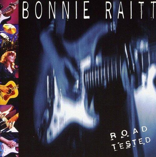 1 of 1 - Bonnie Raitt - Road Tested-Live [New CD] Germany - Import