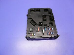 Genuine-Peugeot-206-Body-Control-Module-9653667680-MG-S118085220-E-FUSE-BOX