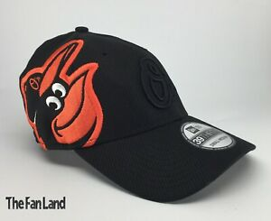 ef4c3198958 New MLB Baltimore Orioles Mens Logo Twist New Era Flex Fit Hat Cap ...