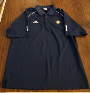 Mens Notre Dame Fighting Irish Eagle Short Sleeve Polo Shirt