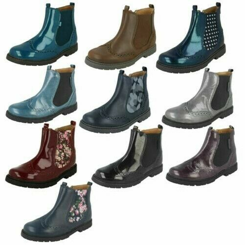 Girls Startrite Ankle Boots Chelsea for