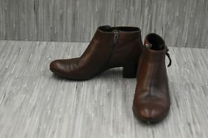 ECCO-Shape-M-35-Ankle-Boot-Women-039-s-Size-4-Brown
