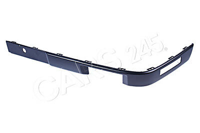 BMW 318i E30 3-Series Front Left and Right Impact Strips Cushions Genuine New