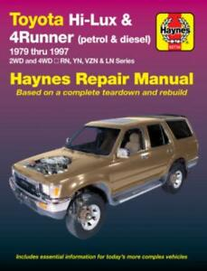 Haynes-Workshop-Manual-Toyota-Hi-Lux-4Runner-1979-1997-Service-Repair