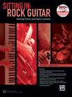 Sitting in -- Rock Guitar: Backing Tracks and Improv Lessons, Book & DVD-ROM by Jared Meeker (Paperback / softback, 2015)