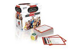 Trivial Pursuit The Big Bang Theory TBBT Gesellschaftsspiel Set Quiz deutsch