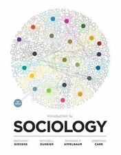 Introduction to Sociology by Anthony Giddens (2011, Paperback)