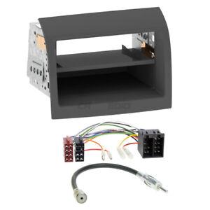 autoradio einbauset 2 din fiat ducato 11 15 kabel. Black Bedroom Furniture Sets. Home Design Ideas