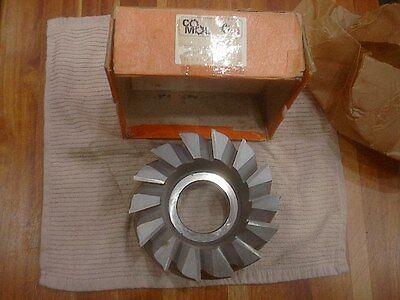 "5-1//2/"" X 2-1//4/"" X 2/"" T-9 list N*2220 New Shell End Mill RH Comol  M42"