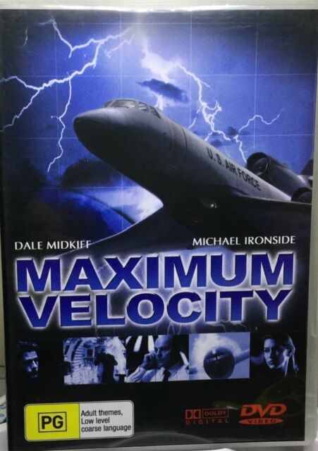 Maximum Velocity (DVD, 2005)