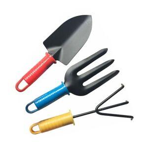 Set Attrezzi Giardino Cazzuola Kit Accessori Equipment Forcella da
