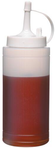 Kitchencraft botella de salsa de plástico de fácil exprimir 225 Ml 8 Fl Onzas