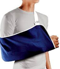 Sling Arm Rest Cradle Adjustable Nylon Velour Padded Shoulder Support Injury Gym